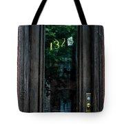 132 And A Half Tote Bag