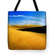 Landscape Oil Painting Nature Tote Bag