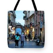 Sicily Tote Bag