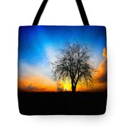 Landscape Nature Pictures Tote Bag