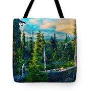 Landscape Pictures Nature Tote Bag
