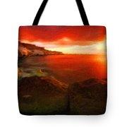 Types Of Landscape Nature Tote Bag