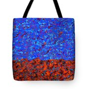 1380 Abstract Thought Tote Bag