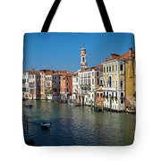 1399 Venice Grand Canal Tote Bag