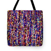 14-48 Blue Forest Tote Bag