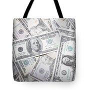 American Banknotes Tote Bag