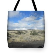 Arizona Landscape Tote Bag