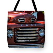 Classic Ford Pickup Tote Bag