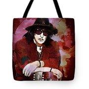 Deep Purple. Ritchie Blackmore. Tote Bag
