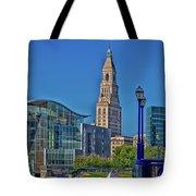 Downtown Hartford Tote Bag