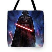 Episode 1 Star Wars Poster Tote Bag