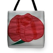 Handmade Drawing Tote Bag