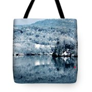 Landscapes To Paint Tote Bag