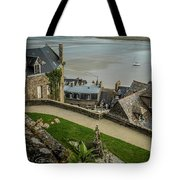 Le Mont Saint Michel Tote Bag
