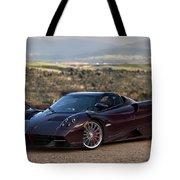 #pagani #huayra #roadster #print Tote Bag