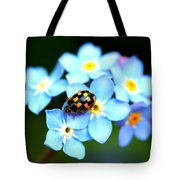 14 Spot Ladybird Tote Bag