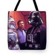 Star Wars Episode 1 Poster Tote Bag