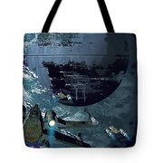 Star Wars Episode 5 Art Tote Bag