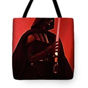 Star Wars Heroes Art Tote Bag