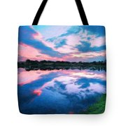 Nature Landscape Jobs Tote Bag