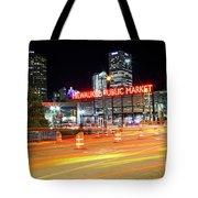 1405 Milwaukee Public Market Tote Bag