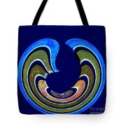 1408 Abstract Thought Tote Bag