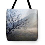 Nature Landscape Light Tote Bag