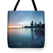 1415 Chicago Tote Bag