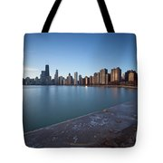1420 Chicago Tote Bag