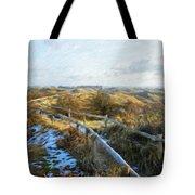Nature Landscape Jobs Tote Bag