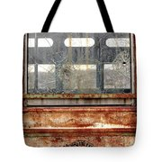 1449 Illinois Trolley Museum Tote Bag