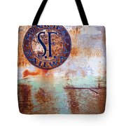 1450 Illinois Trolley Museum Tote Bag