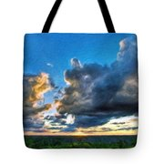 Art Landscape Nature  Tote Bag