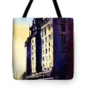 14th Street Dc Tote Bag