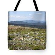 Alpine Tundra Tote Bag