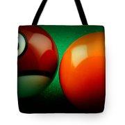 15 And 5 Billiards Tote Bag