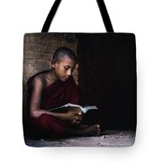 Bagan - Myanmar Tote Bag