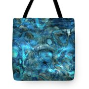 Beneath The Waves Series Tote Bag
