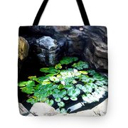 Brooklyn Garden Tote Bag