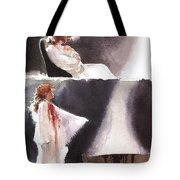 dracula John J Muth Tote Bag