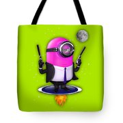 Minions Collection Tote Bag