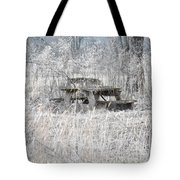 Nature's Touch Tote Bag