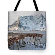 Reine, Lofoten - Norway Tote Bag