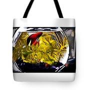 Siamese Fighting Fish Tote Bag