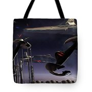 Star Wars Episode 6 Poster Tote Bag