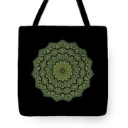 15 Symmetry Celery Bulb Tote Bag