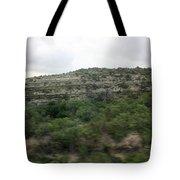 Texas Scenic Landscape Tote Bag