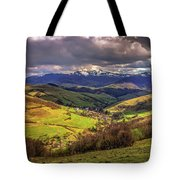 The Land Of Ukraine Tote Bag