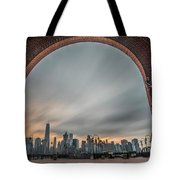 15 Years Later  Archway Of Rememberance Tote Bag