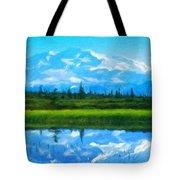 Nature Landscapes Prints Tote Bag